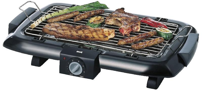 Barbecue electrique tg 3140 - Grill electrique de table ...