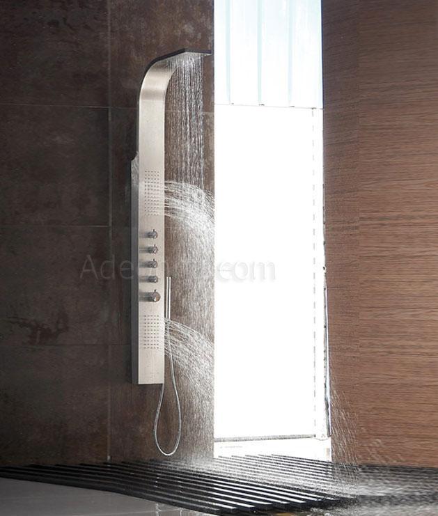 Colonne de douche en inox tous les fournisseurs de colonne de douche en inox sont sur Solde colonne de douche
