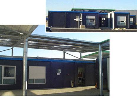 Construction Modulaire Bureaux Centre De Formation