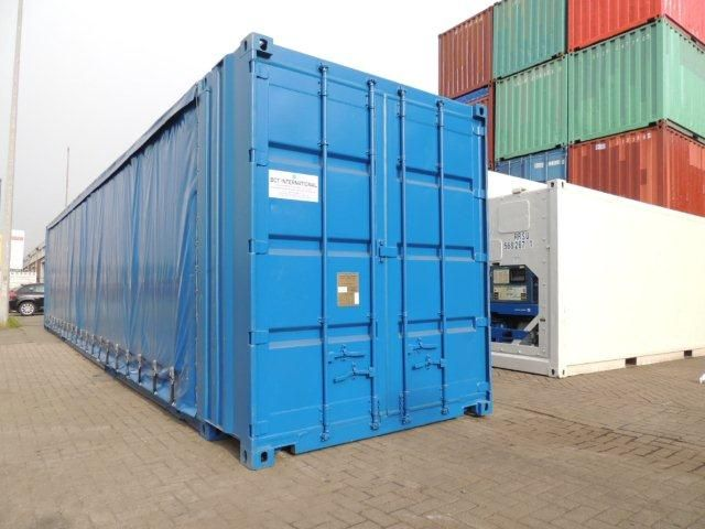 container toutl bachee 40 pieds 12 metres. Black Bedroom Furniture Sets. Home Design Ideas