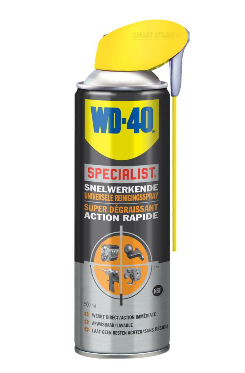 WD-40 SPECIALIST SUPER DÉGRAISSANT 500ML