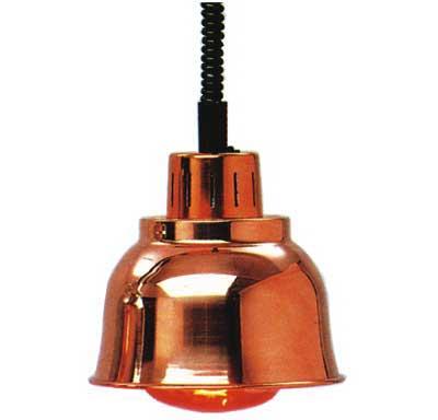 Lampe chauffante de cuisine