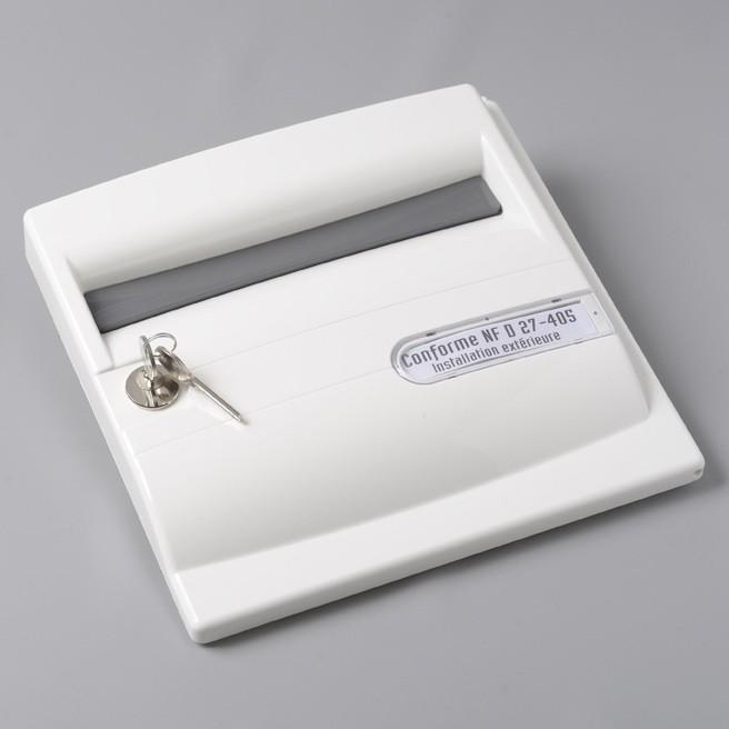 accessoires pour bo tes aux lettres comparez les prix pour professionnels sur page 1. Black Bedroom Furniture Sets. Home Design Ideas