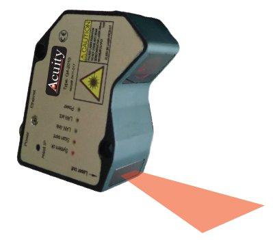Mesures dimensionnelles à lasers