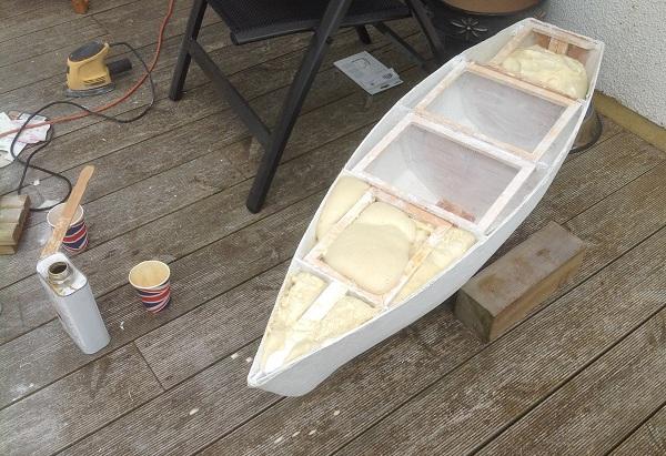 Mousse pu pour flottabilité