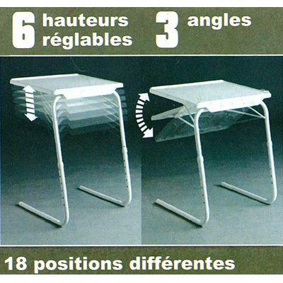 Table d 39 appoint pliable comparer les prix de table d - Table d appoint pliable ...