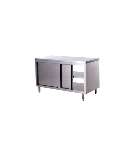 berline placard 2000x700x850mm acier inox 304 18 10 gastro gd. Black Bedroom Furniture Sets. Home Design Ideas