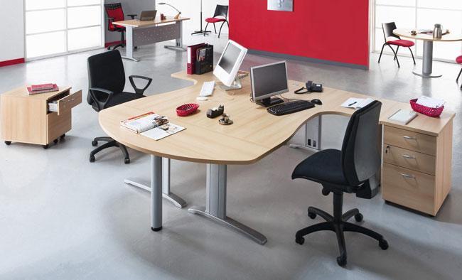 extensions pour bureaux comparez les prix pour. Black Bedroom Furniture Sets. Home Design Ideas