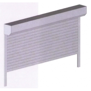 Portes de garage a enroulement tous les fournisseurs - Porte de garage enroulable aluminium ...