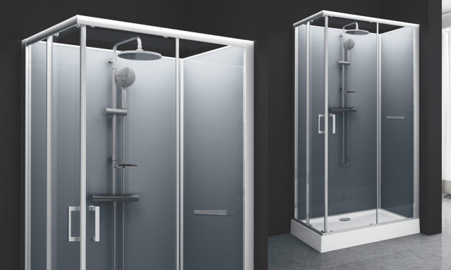 rouenel produits cabines de douches. Black Bedroom Furniture Sets. Home Design Ideas