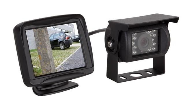 Radars de reculs perel achat vente de radars de reculs for Ecran montage video