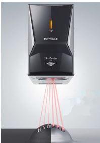 Marqueur laser hybride 3d série md-x