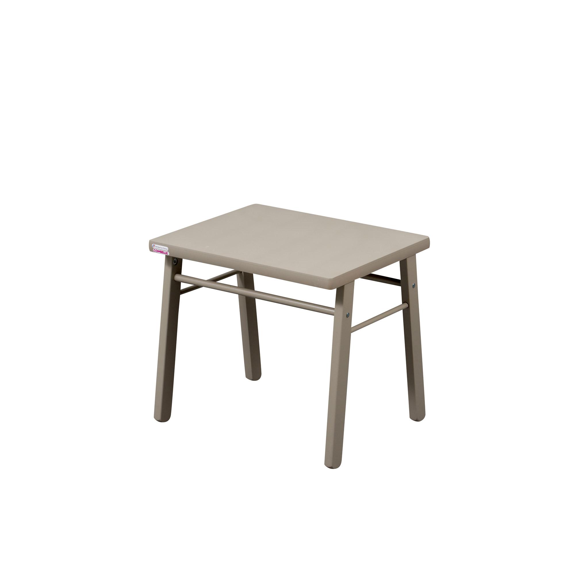 table d 39 enfant gris clair. Black Bedroom Furniture Sets. Home Design Ideas