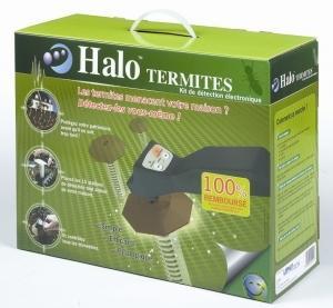kit de detection electronique termites halo thermites. Black Bedroom Furniture Sets. Home Design Ideas