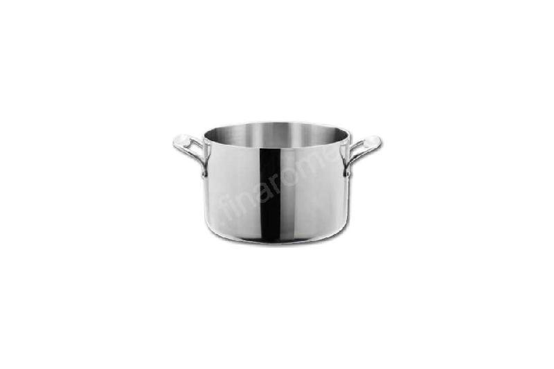 Cocotte professionnelle triwall en inox vogue 280 mm de - Metro cuisine professionnelle ...