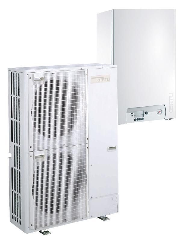 Pompes chaleur air eau oertli achat vente de pompes chaleur air eau o - Pompe a chaleur inverter air eau ...