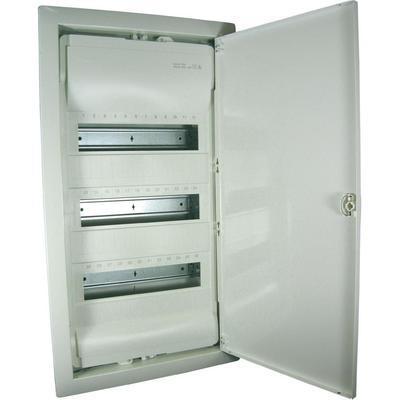 armoire de distribution hager achat vente de armoire. Black Bedroom Furniture Sets. Home Design Ideas