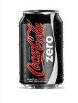 Coca-cola zero boîte 33 cl x 24 unités