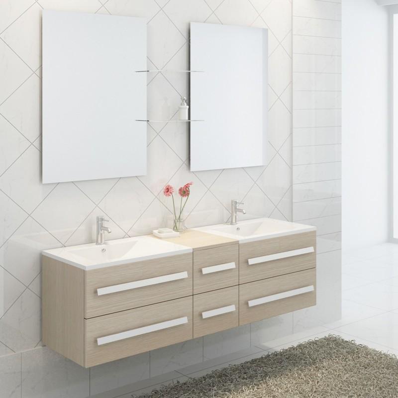 Mobiliers de salle de bain casa baoli achat vente de mobiliers de salle de bain casa baoli - Meuble salle de bain complet ...