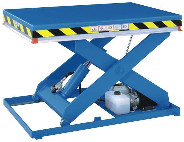Tables elevatrices de quai tous les fournisseurs 2 for Table elevatrice
