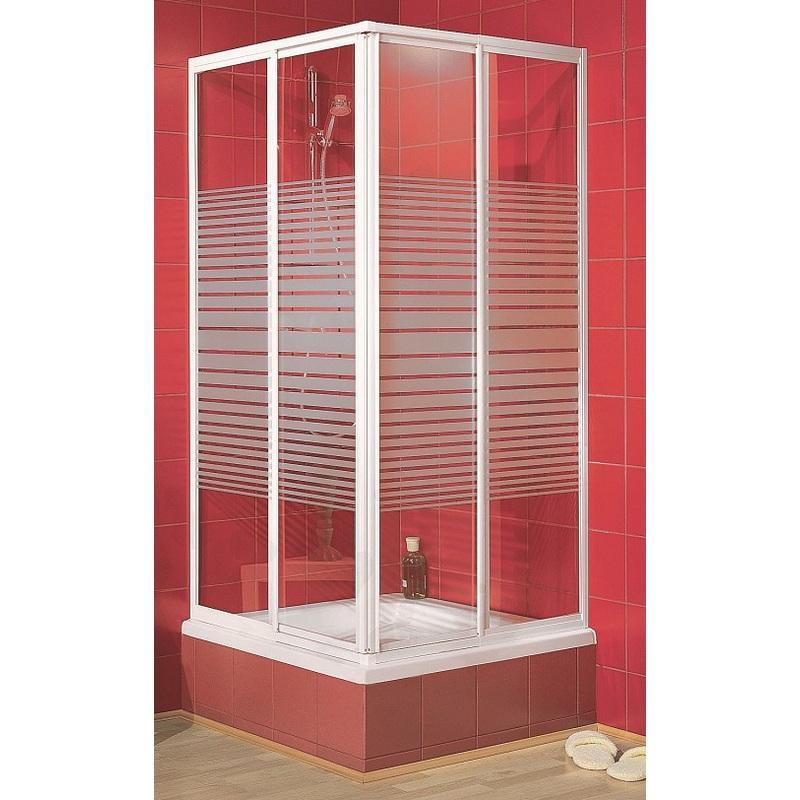 Cabine de douche porte coulissante tous les - Porte de douche angle ...