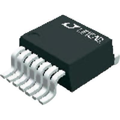 Amplificateur intégré linéaire