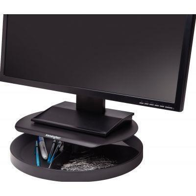 Support écran rotatif noir