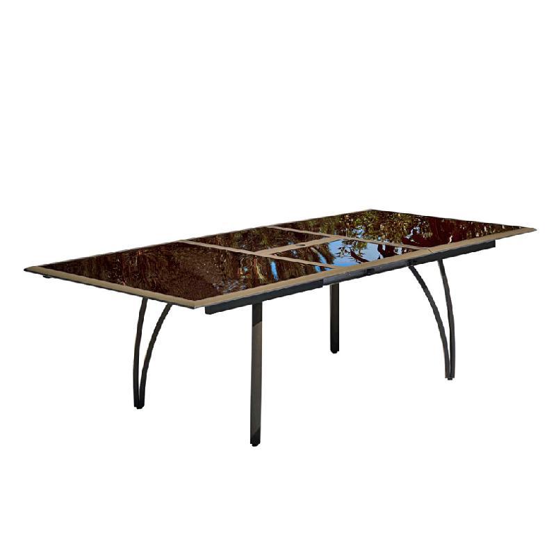 Tables de jardins tous les fournisseurs table de for Table rallonge papillon