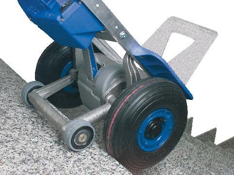 Diable de manutention comparez les prix pour professionnels sur - Diable motorise pour escalier ...