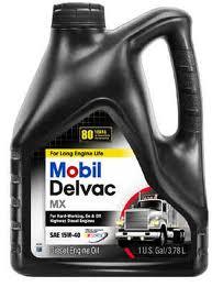 Huile Moteur Diesel Mobil Delvac Xhp Le 10w40