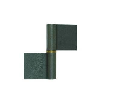 AFBAT - PAUMELLE DE GRILLE À SOUDER HAUTEUR 100 MM - 0445000