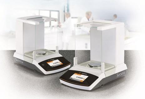 Microbalances de laboratoire par sartorius