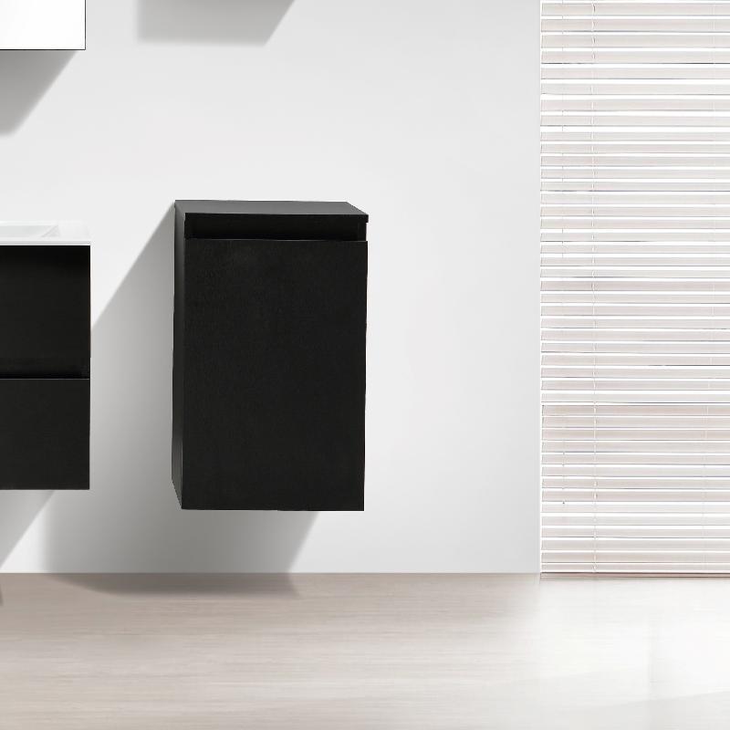 petite armoire de rangement siena hauteur 66 cm ch ne. Black Bedroom Furniture Sets. Home Design Ideas