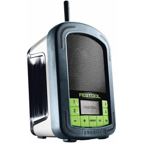 RADIO DE CHANTIER BLUETOOTH SYSROCK BR10 FESTOOL