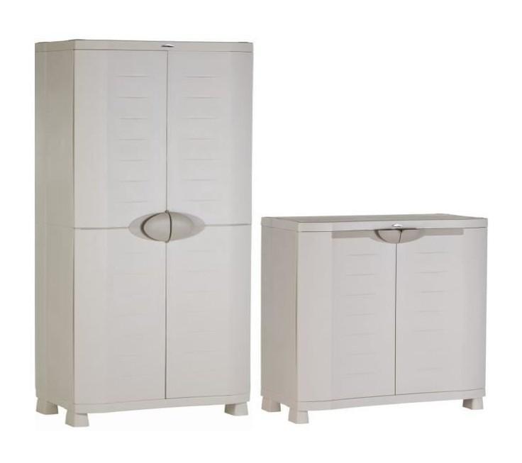 armoire de rangement atelier achat vente armoire de. Black Bedroom Furniture Sets. Home Design Ideas