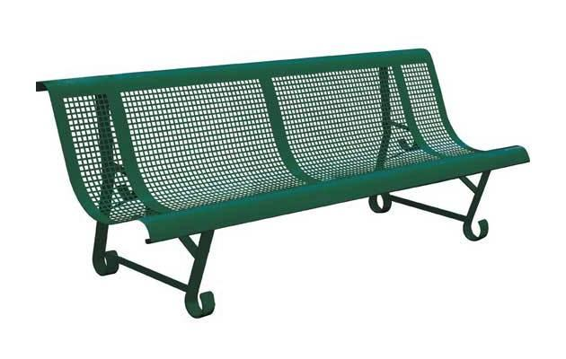 Bancs publics mes meubles jardin achat vente de bancs for Abris de jardin ral 7016