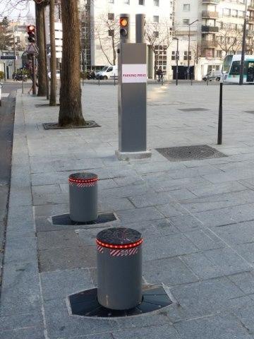Bornes Escamotables Automatiques Tous Les Fournisseurs