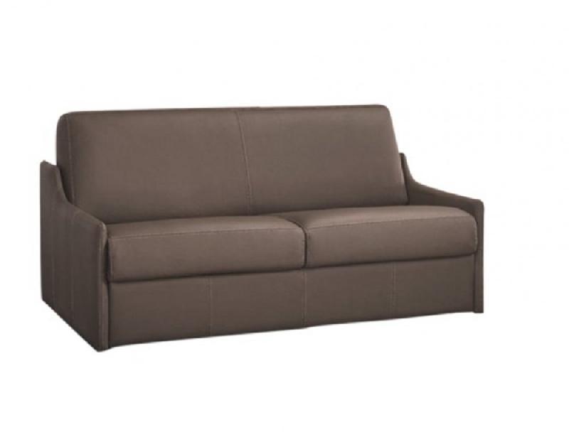 canap fixe luna 3 4 places cuir taupe comparer les prix de canap fixe luna 3 4 places cuir. Black Bedroom Furniture Sets. Home Design Ideas