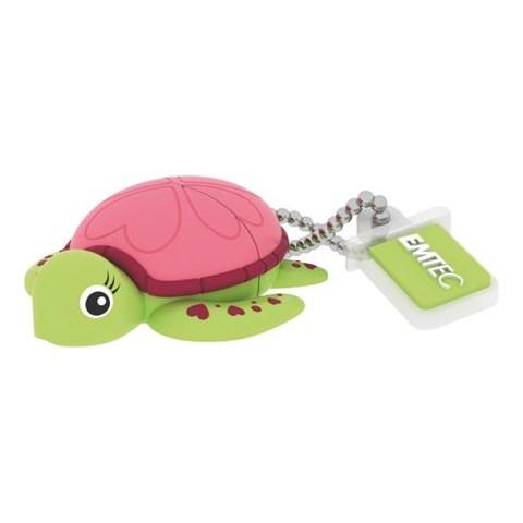 CLÉ USB EMTEC ANIMALITOS 8 GO TORTUE 2.0 - EMTEC