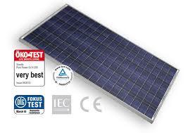 panneaux solaires photovoltaiques poly cristallins sovello 210wc. Black Bedroom Furniture Sets. Home Design Ideas