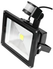projecteur a led 100w ip65 avec detecteur. Black Bedroom Furniture Sets. Home Design Ideas