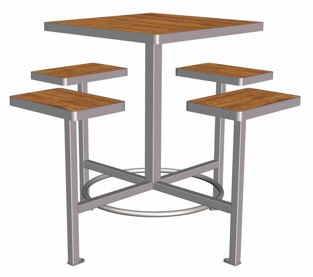 tables publiques metalliques - tous les fournisseurs - tables