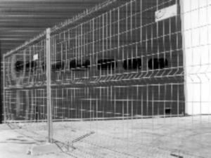 barrieres de chantier cloture rivisa. Black Bedroom Furniture Sets. Home Design Ideas