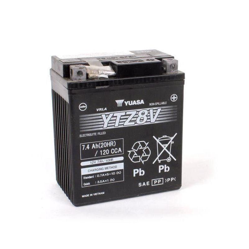 BATTERIE YUASA SMF YBX3054 12V 36AH 330A Comparer les prix