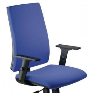 chaise avec accoudoir de bureau reglable