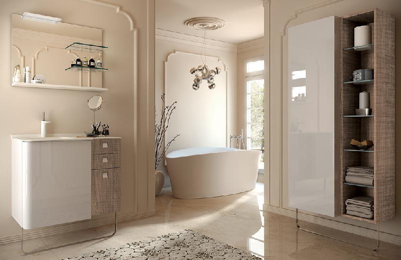 Salles de bains equipees tous les fournisseurs salle de bain equipee classique salle de - Fournisseur salle de bain ...