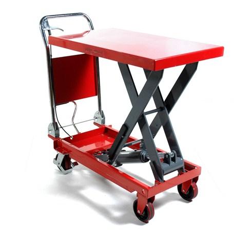 table elevatrice manuelle habrial manutention sas. Black Bedroom Furniture Sets. Home Design Ideas