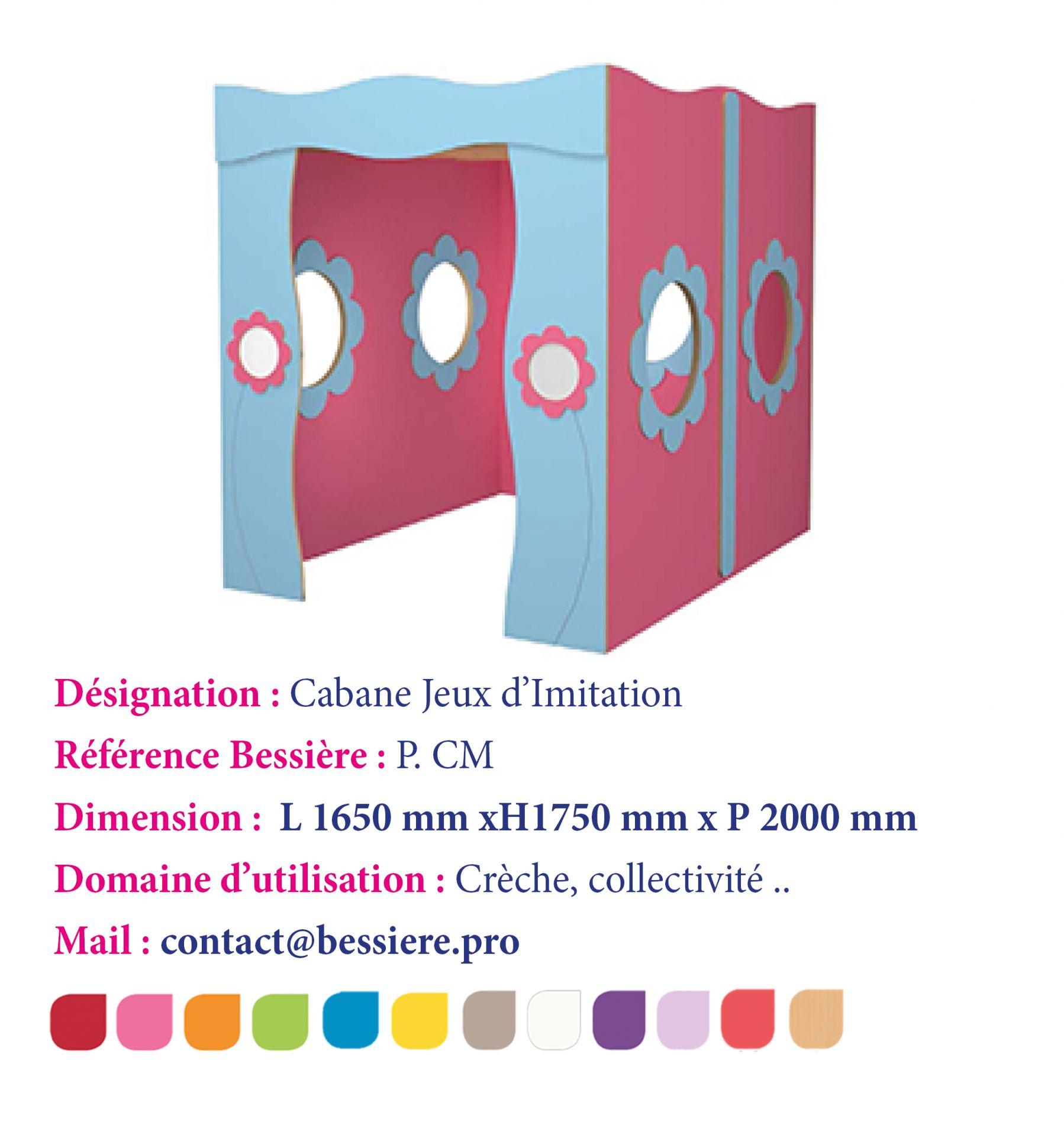 TENTE D'IMITATION