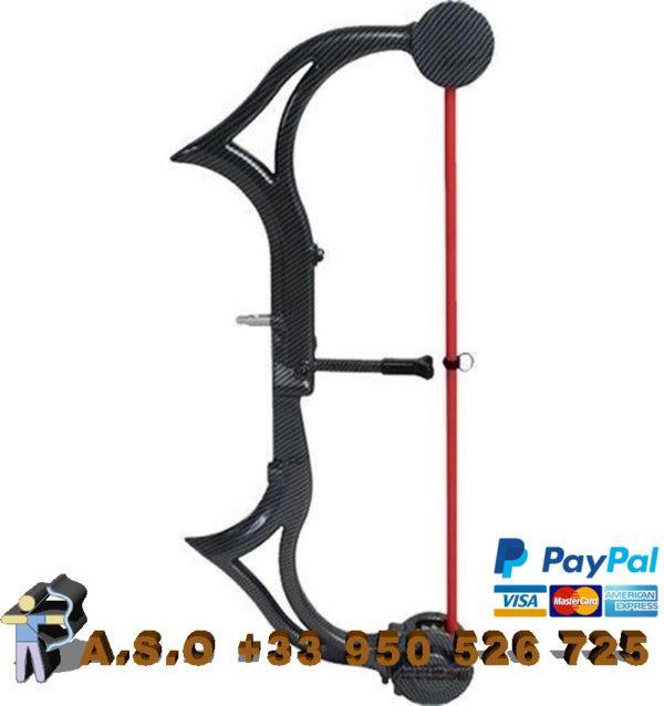 Arc accubow archery training device