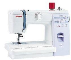 Machine a coudre janome 405 - Machine a coudre janome 8077 ...